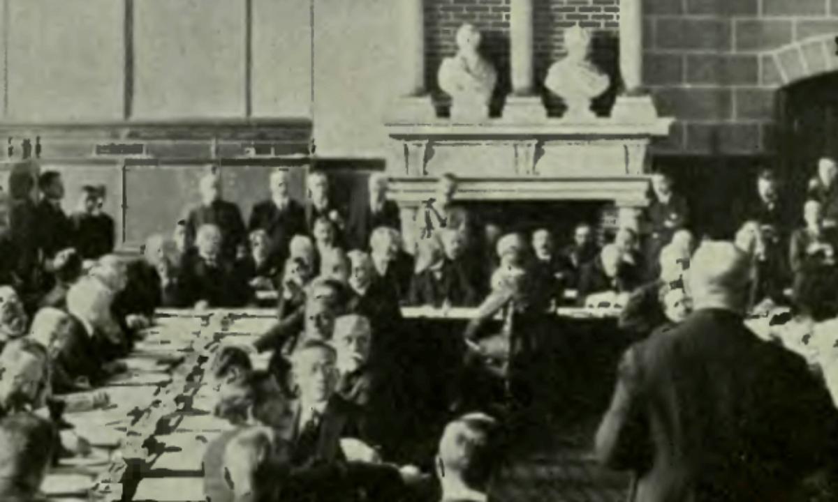 Tratado De Saint Germain En Laye 1919 Dipublico Org