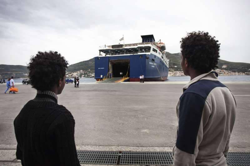 ACNUR reconoce reforma a procesos de asilo en Grecia