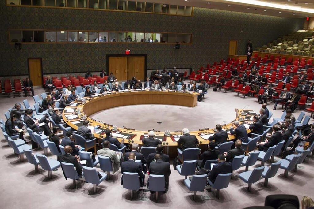 Consejo de Seguridad. Foto: ONU/Loey Felipe