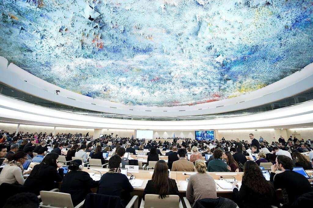 Consejo de Derechos Humanos. Foto: Photo/Jean-Marc Ferré