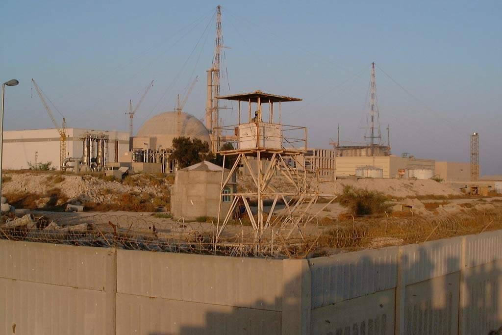 Planta nuclear de Bushehr en Irán. Foto: OIEA/Paolo Contri