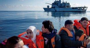 Miles de personas han muerto en lo que va de año tratando de cruzar el Mediterráneo para llegar a Europa. Foto: ACNUR