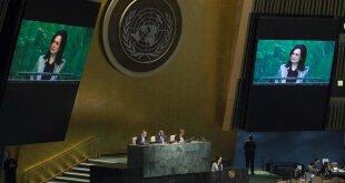 Durante dos días se celebra en la Asamblea General de la ONU un debate de alto nivel para promover la tolerancia y la reconciliación. Foto: ONU/Eskinder Debebe