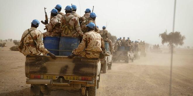 Fuerzas de paz en Ansongo, Mali. Foto: MINUSMA/Marco Dormino