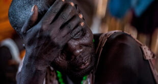 Niño sursudanés víctima de la violencia. Foto de archivo: UNICEF/South Sudan/Sebastian Rich