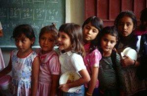 El informe de Honduras sobre los derechos de los niños será revisado en Ginebra los días 20 y 21 de mayo. Foto: FAO/Guiseppe Bizzaro