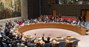 El Consejo de Seguridad vota la resolución sobre armas pequeñas. Foto: ONU/Evan Schneider