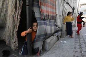 La situación económica de los palestinos en Gaza es peor que dos décadas atrás
