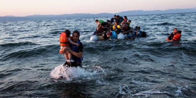 ACNUR reporta aumento alarmante de migrantes llegando a Grecia