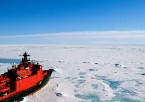 El Ártico, una nueva frontera económica