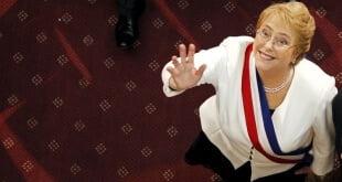 La presidenta de Chile, Michelle Bachelet, podría sustituir a Ban Ki-moon en la ONU