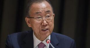 El Secretario General de la ONU, Ban Ki-moon. Foto ONU/Rick Bajornas