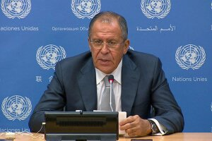 Sergei Lavrov. Foto: ONU