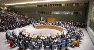 El Consejo de Seguridad adopta unánimemente resolución sobre Siria. 18 de diciembre de 2015. Foto ONU/Rick Bajornas.