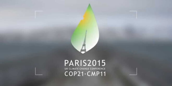 Cumbre de Cambio Climático en París COP21