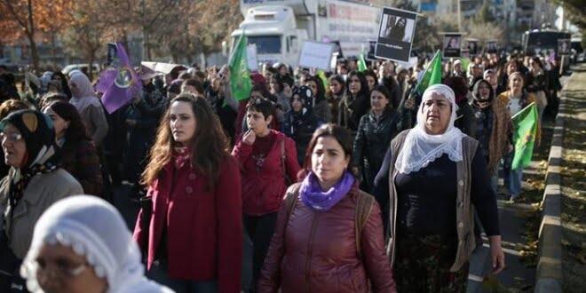 Los kurdos reclaman autonomía