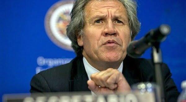 Venezuela rechaza injerencismo del secretario de la OEA