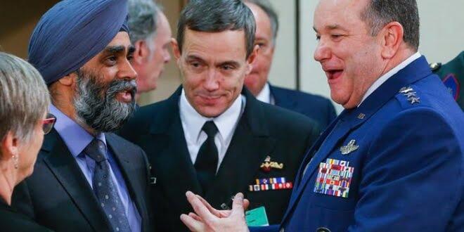 OTAN acuerda reforzar su presencia en el este de Europa