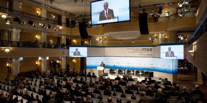 Concluye pesimista la Conferencia de Seguridad de Múnich