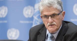 Mogens Lykketoft, presidente de la Asamblea General. Foto de archivo: ONU/Mark Garten