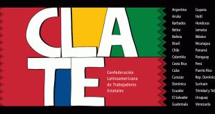 CLATE, Confederación Latinoamericana y del Caribe de Trabajadores Estatales