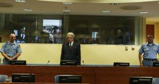Radovan Karadžic fue detenido en 2008 después de unos 14 años de huida. Foto: ICTY