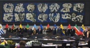 Venezuela asumió presidencia pro témpore de Unasur
