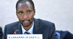 Mutuma Ruteere, relator especial sobre racismo. Foto de archivo: ONU/Jean-Marc Ferré