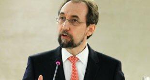Zeid Ra´ad Al Hussein, Alto Comisionado de la ONU para los Derechos Humanos. Foto: ONU/Pierre Albouy