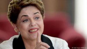 """La CIDH expresa """"preocupación"""" por la destitución de Rousseff"""