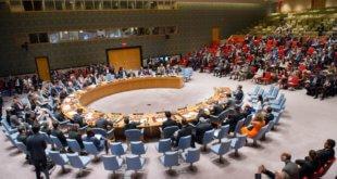 El Consejo de Seguridad celebró una reunión a puerta cerrada este lunes para celebrar una tercera votación informal sobre el próximo Secretario General de la ONU. Foto: ONU/Rick Bajornas