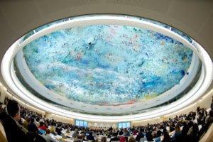 El Consejo de Derechos Humanos de la ONU. Foto de archivo: ONU/Jean-Marc Ferré