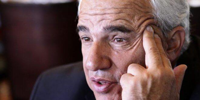 El secretario general de la UNASUR, Ernesto Samper.