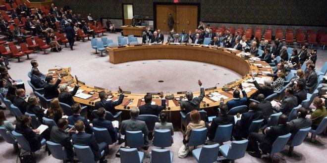 Consejo de Seguridad de la ONU. Foto de archivo: ONU/Loey Felipe