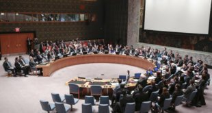 China y Rusia vetaron una resolución del Consejo de Seguridad sobre Siria. Foto de archivo: Evan Schneider