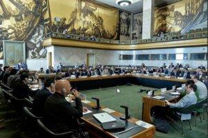 Conferencia de Desarme en Ginebra 2017. Foto: UN