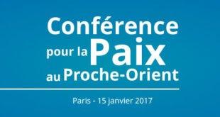 Conferencia Internacional sobre la Paz en Oriente Medio
