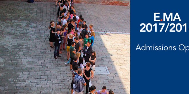 European Master's Programme in Human Rights and Democratisation (E.MA) 2017/2018