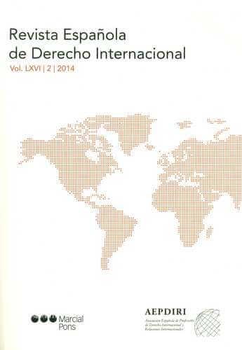 Revista Española de Derecho Internacional