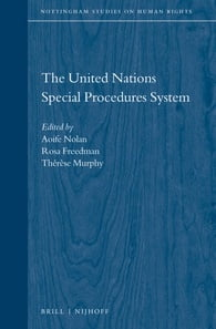 Nolan, Freedman, & Murphy: The United Nations Special Procedures System