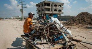 El conflicto con Israel impide el desarrollo de Palestina. Foto de archivo: Banco Mundial/Arne Hoel