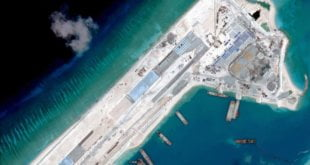 AFP PHOTO / CSIS Asia Maritime Transparency Initiative / DigitalGlobe
