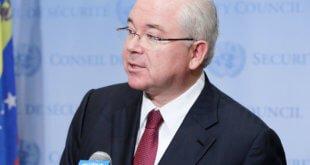 El embajador de Venezuela ante la ONU y actual presidente del Comité de Descolonización, Rafael Ramirez Carreño. Foto de archivo: ONU/Evan Schneider