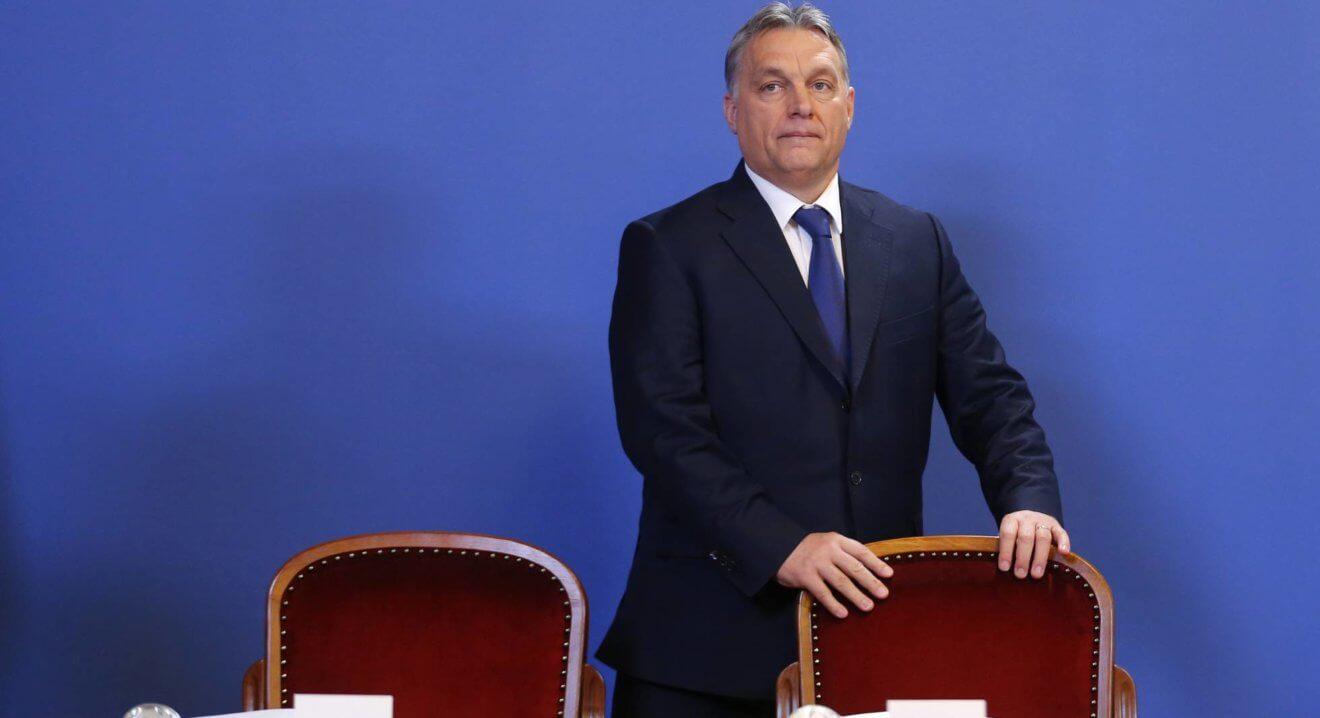 Viktor Orbán, primer ministro de Hungría. REUTERS