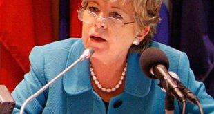 Alicia Bárcena, secretaria ejecutiva de la CEPAL. Foto de archivo: ONU