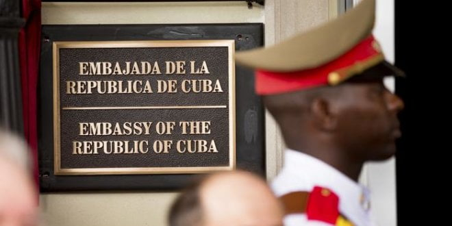 Misteriosa expulsión de diplomáticos cubanos de EE.UU.