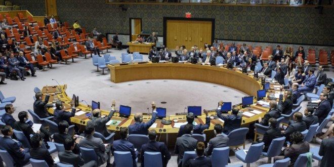 Votación en el Consejo de Seguridad de Naciones Unidas. Foto archivo: Manuel Elías