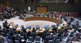 El Consejo de Seguridad adopta por unanimidad una resolución para evitar que los grupos terroristas compren armas. Foto: ONU / Kim Haughton