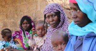 El número de personas que pasan hambre en la República Centroafricana se ha duplicado desde 2015 a medida que el conflicto y la inseguridad limitaban el acceso y la disponibilidad de comida. Foto: OCHA/Gemma Cortes