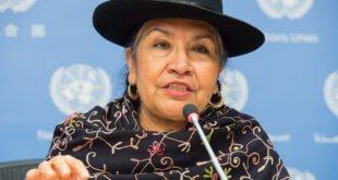 Tarcila Rivera Zea, indígena quechua de Perú. Foto: ONU/Eskinder Debebe